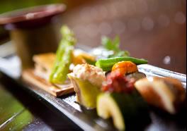 日田琴平かやうさぎの料理写真イメージ2