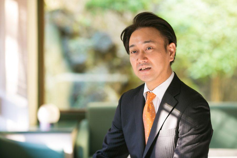 古屋旅館 代表取締役 内田 宗一郎