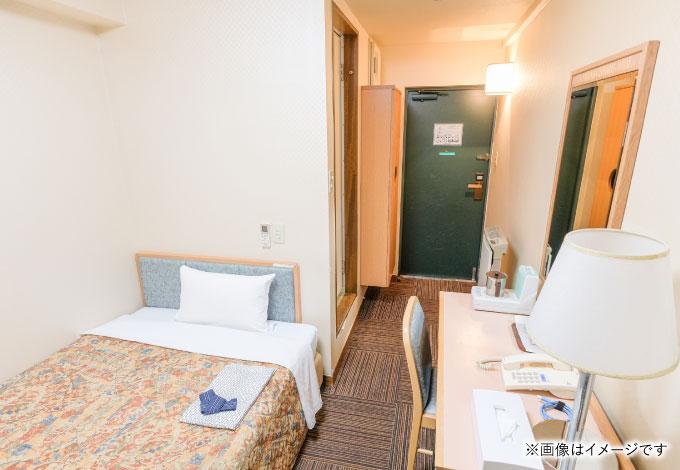 シングル客中心で室単価が上がらない