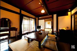 日田琴平温泉かやうさぎの本館写真